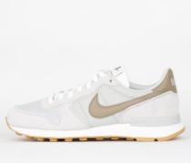 Nike Wmns Internationalist - Pale Grey / Khaki - Summit White
