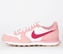 Nike Wmns Internationalist - Red Stardust / Noble Red - Silt Red