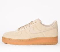 Nike Air Force 1 '07 LV8 Suede - Mushroom / Mushroom - Gum Med Brown - Ivory