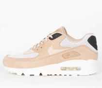 Nike Wmns Air Max 90 Pinnacle - Mushroom / Oatmeal - Light Bone - Black
