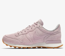 Nike Wmns Internationalist SE - Particle Rose / Particle Rose - Vast Greyl