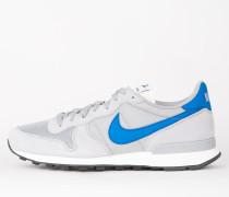 Nike Internationalist - Matte Silver / Blue Spark - Sail - Black