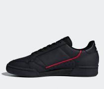 Adidas Continental 80 - Core Black / Scarlet / Collegiate Navy