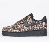Nike Wmns Air Force 1 '07 LX - Black / Black - Sail - Black