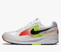 Nike Air Skylon II - White / Black - Volt - Habanero Red