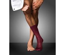 No. 4 Pure Silk Gentlemen Socken