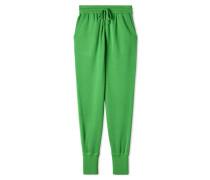 Lässige Hosen - Grün