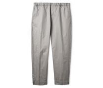 Klassische Hosen - Beige