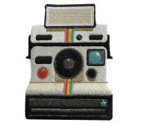 Label Polaroid - Patches & Accessoires: selbstklebend und hochwertig bestickt