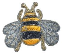 Label Bee - Patches & Accessoires: selbstklebend und hochwertig bestickt