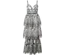 Abendkleid aus Spitze - Weiß