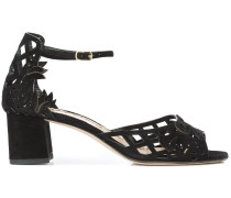 Holly laser cut sandals - Unavailable