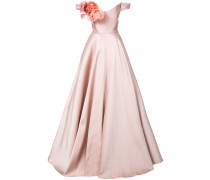 off-the-shoulder gown - Rosa & Lila