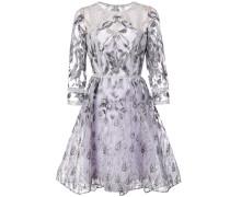 mesh embroidered dress - Rosa & Lila