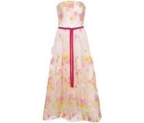 Ausgestelltes Abendkleid - Rosa