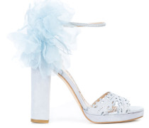 'Mira' Sandalen - Blau