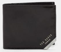Münz-Portemonnaie mit Metallecke