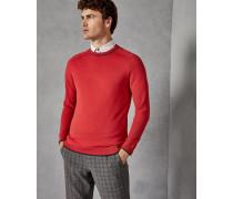 Golf-Pullover mit Rundhalsausschnitt