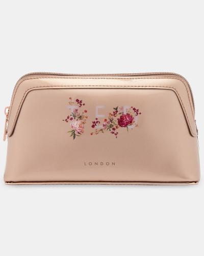 Make-Up Tasche mit Ted-Logo