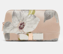 Make-up-tasche Mit Chatsworth Bloom-print