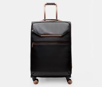 Mittelgroßer Koffer Mit Vier Rollen