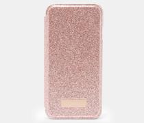 Iphone 6/6s/7/8-hülle Im Glitzerdesign