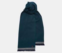 Schal aus Baumwoll-Twill