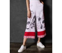 Culotte mit Lake Of Dreams Print