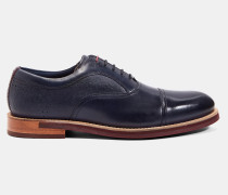 Leder-Brogues im Oxford-Stil