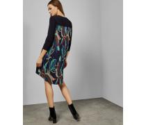 Kleid mit Supernatural-Print