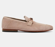 Wildleder-Loafer