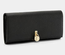 Portemonnaie mit Vorhängeschloss