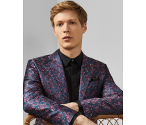 Pashion Jacke mit Jacquard-Muster