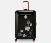 Großer Koffer mit Opal-Print