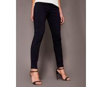 Skinny-Jeans mit Verziertem Einsatz