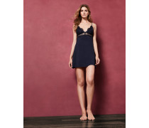 Lace Detail Jersey Chemise