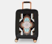 Kleiner Koffer Mit Versailles-print