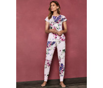 Pyjama-Hose mit Kensington Floral-Print