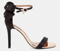 Sandalen Mit Schleifendetail