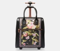 Reisetasche mit Peach Blossom-Print