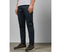 Maßgeschneiderte Jeans mit Geradem Bein