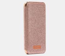 Iphone Xr-Hülle im Glitzer-Design