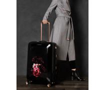 Mittelgroßer Koffer mit Splendour-Print