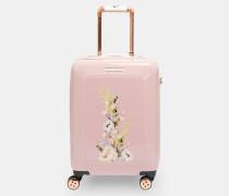 Kleiner Koffer mit Elegant-Print