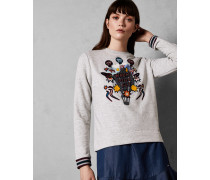 'when Pigs Fly' Pullover