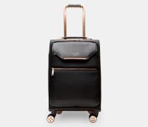 Kleiner Koffer mit Metallborte