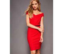 Schulterfreies Bodycon-Kleid