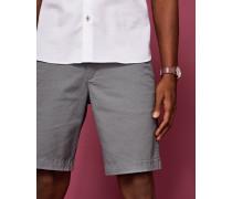 Bedruckte Chino-Shorts aus Baumwolle