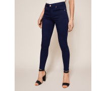 Super Skinny-Fit Jeans in Rinse-Waschung