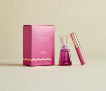 Geschenkset aus Polly Mini-Parfüm und Lipgloss